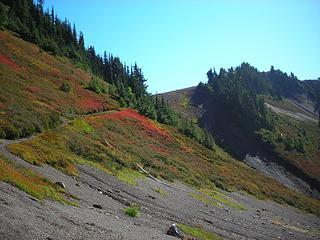 Descending from High Pass