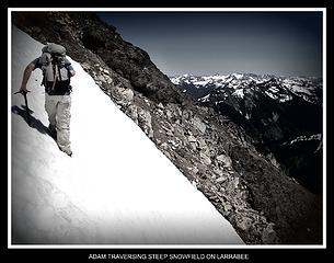 Steep Snow
