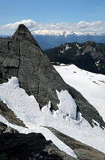 Watson's west peak - looks potentially fun