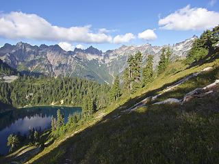 Silver Lake, Monte Cristo
