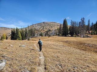 Freezeout Ridge Trail