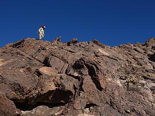 Descending Peak 2120'