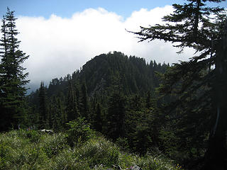 Mt Kent South Peak