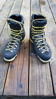 Salewa boots