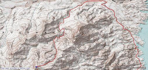 Spirit Mountain Day 2northhalf