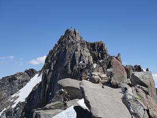 Starlight Peak from Thunderbolt summit area