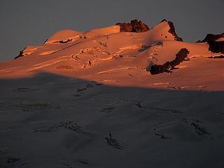 Challenger sunset
