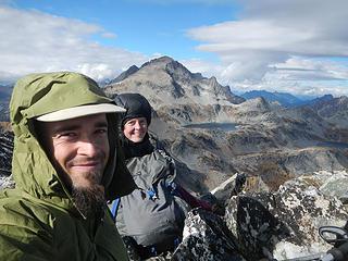Ice Box summit