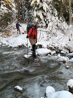 Icy Creek Crossing
