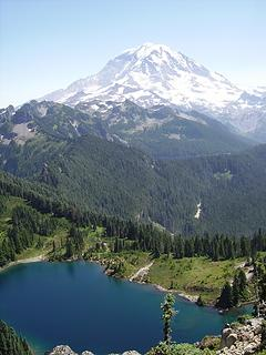 Eunice Lake & Mt. Rainier, 2006