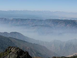 Smoky Hells Canyon and Wallowas