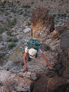Mount Newberry scramble