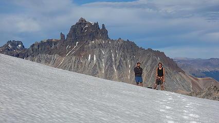 Cerro Castillio beckons