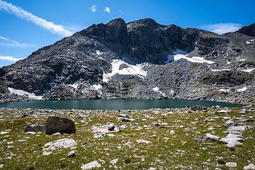 lake 11023 - europe pass