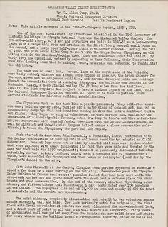 NPS Report 1983