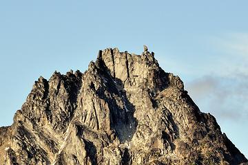 "DSD_4280 Is Sherpa's ""Balanced Rock"" the true summit?"
