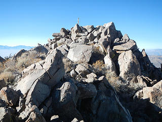 Inyo summit