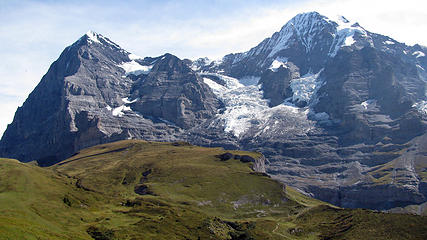 eiger-and-monch