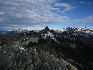 mt. price???, mt. thomson, alaska mountain, huckleberry mountain, chikamin peak