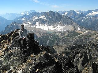 Greg on Tupshin summit