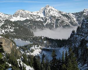 Rachel Lake & Hibox Mountain