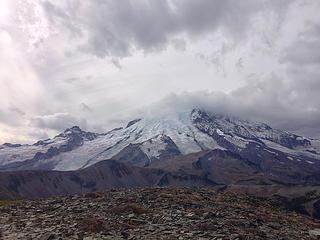 Mount Rainier and the Three Burroughs