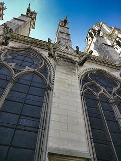 Notre Dame exterior