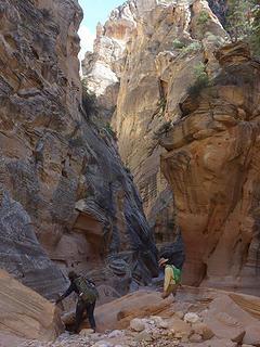Kimberly around a dryfall