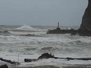 Blustery Ocean - Nov. 1