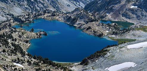 Lake pan