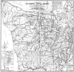 Olympic Trail Guide 1933