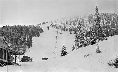 Pilchuck Ski Area - Dec 1971