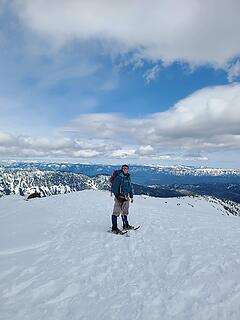 North summit smile. Photo by Alper
