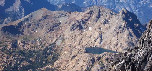 Fortune - S. Ingalls - Ingalls - Ingalls Lake