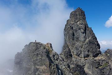 Oct: Chimney Rock