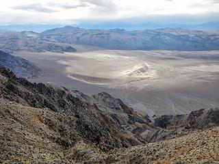Dry Mountain and Eureka Dunes