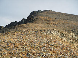 Maude south slope