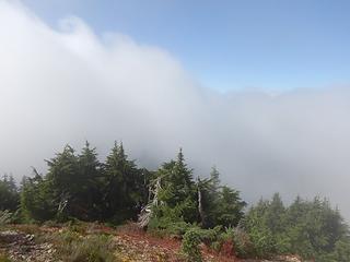 Mount Baring, Merchant Peak, Mount Townsend