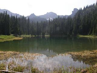 Lower Crystal Lake.