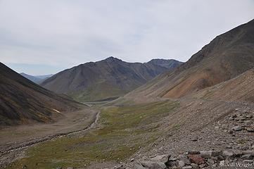 Atigun Pass, Dalton Highway