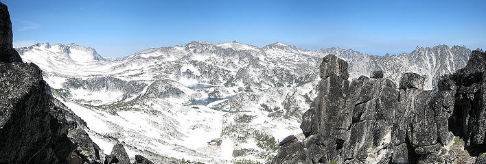 The Prong watches over the Enchantments