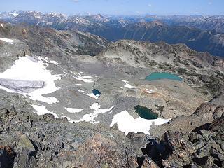 Bluevault Glacier