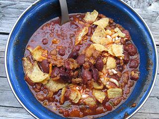 Pak-It-Gourmet Chile.  Yummy!
