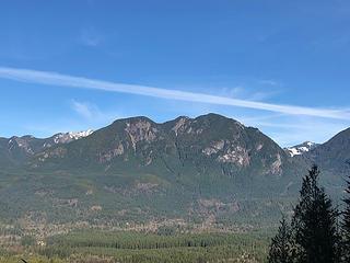 Big Eddy Park to Haystack Mountain 1/26/19