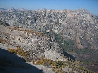 Many Trails from Rampart