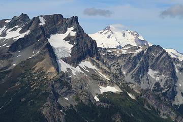 Buck and Glacier