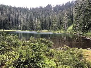 Bearpaw Mtn Lake