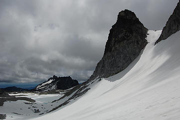 McClellan Peak and Witches Tower