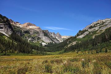 Here's what Spider Meadow looks like, if for some reason you've never been there