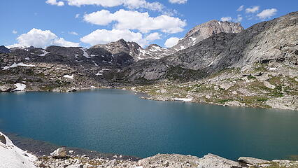 View of Unnamed Lake 10850